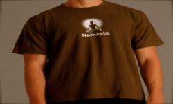 Build Your Perfect Organic Positive T-Shirt! (Men)